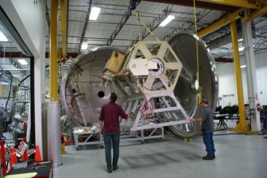 NASA вместе с AdAstra запускает испытание плазменной ракеты